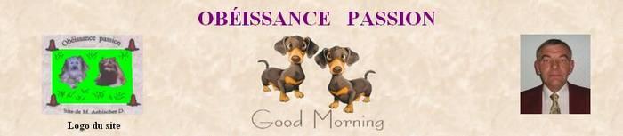 Obéissance Passion